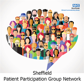 Sheffield Patient Participation Group Network logo