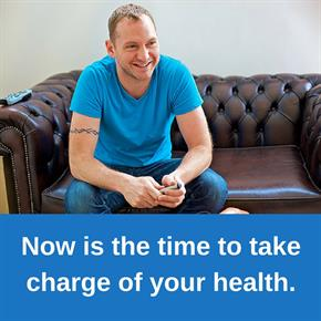Now is the time to take charge of your health